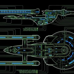 Uss Constitution Diagram Direct Online Starter Wiring Actd - Advanced Starship Design Bureau | Excelsior-class Specs