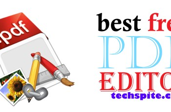 Top 5 Free PDF Editor Software For Beginner