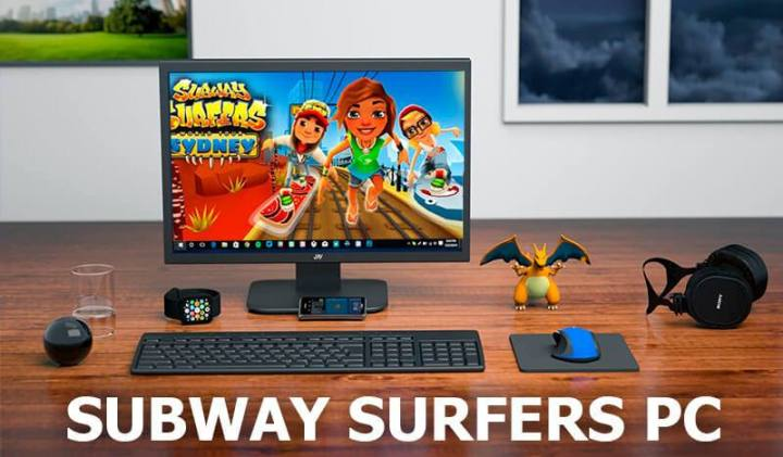 Subway Surfers PC Full Game Free Download 2019 for Windows 10