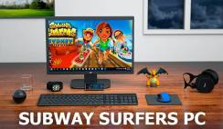 Subway Surfers PC Game Free Download Setup Windows 10