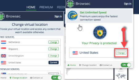 How To Change IP Address To Another Country Free