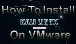 How to Install Kali Linux on VMware on Windows