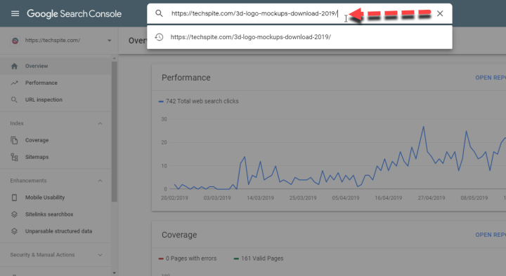 Submit Website To Google New Search Console 2019