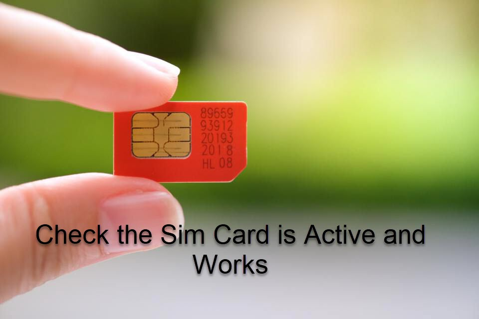 All i want is to activate it to test out the ui/ux and some apps before committing, but. How to Fix Sim Not Supported on iPhone Issue - TechSpite