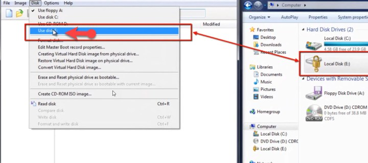 How To Break BitLocker Password And Disable It- Win-image