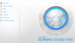 How to rip files on CD/DVD using - Ashampoo burning studio