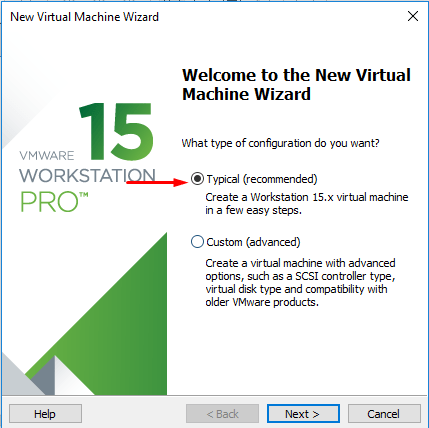 How to install windows 10 on VMware workstation – Pro 15