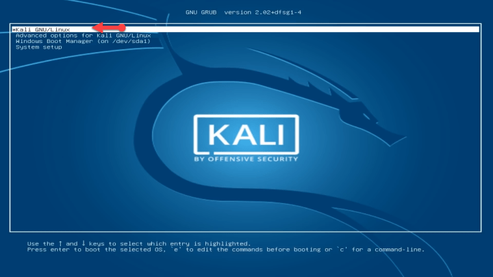 How to Dual Boot Kali Linux with Windows 10 – Step By Step
