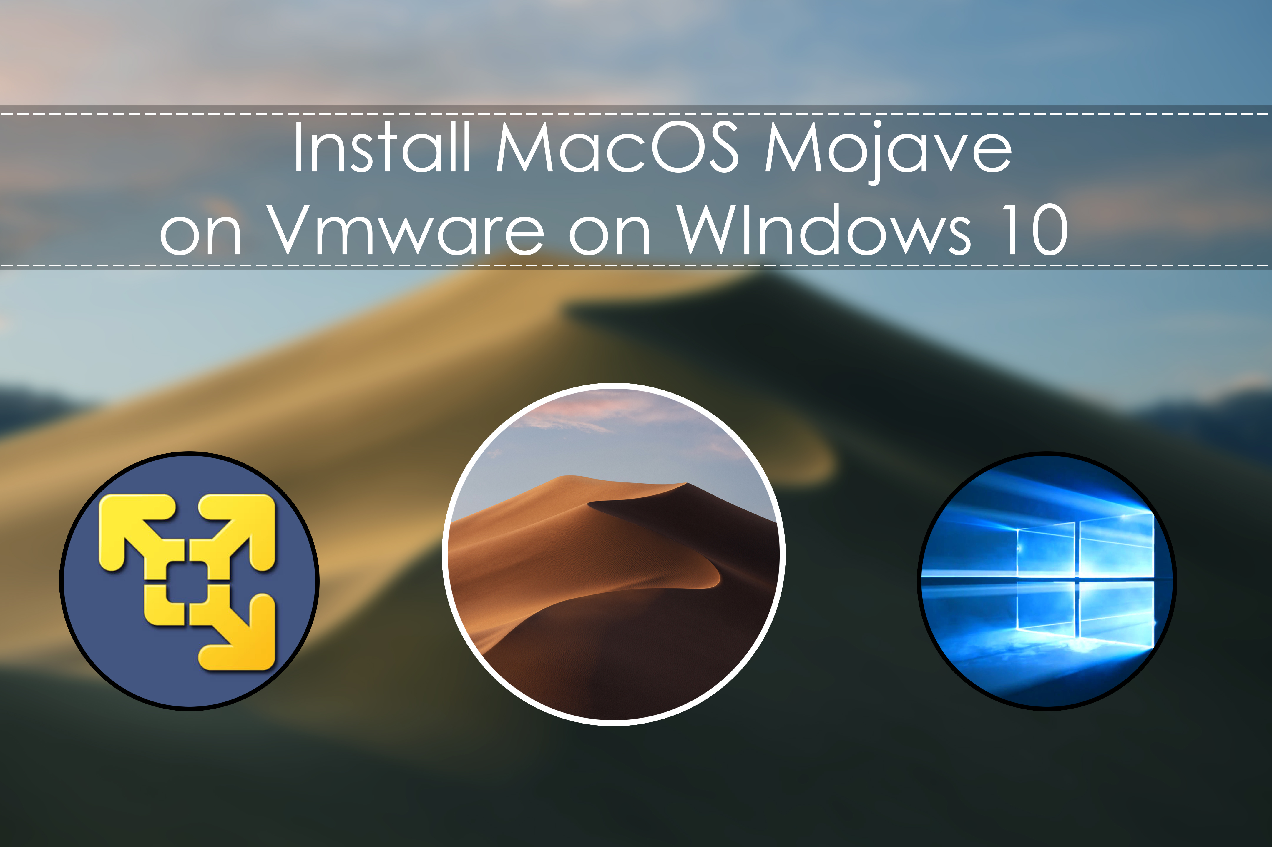 Installing Mac Os Mojave On Vmware How to Install macOS