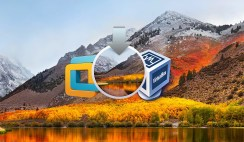 Download MacOS High Sierra VMware & VirtualBox Image