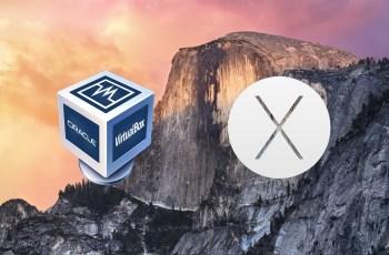 How to install Mac OS X Yosemite 10.10 on VirtualBox on Windows