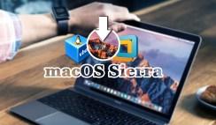 Download macOS Sierra VirtualBox and VMware image