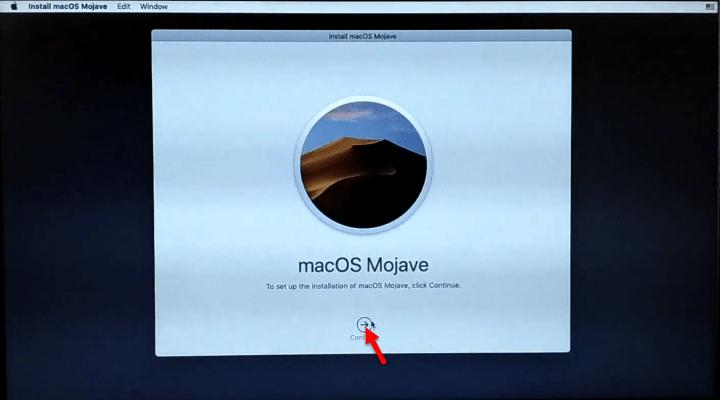 Install macOS Mojave 10.14 on PC-Hackintosh
