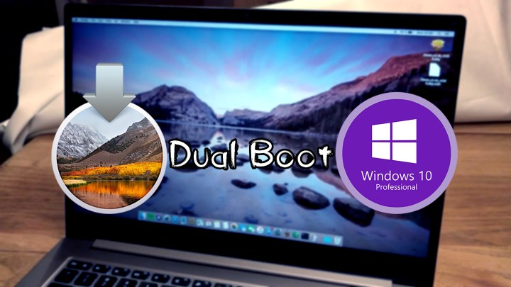 Dual Boot macOS High Sierra with Windows 10