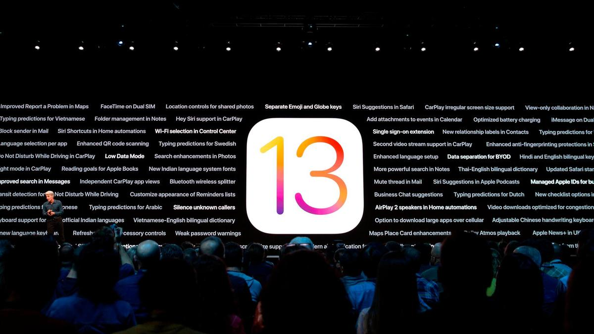 iOS 13, release date, features and review