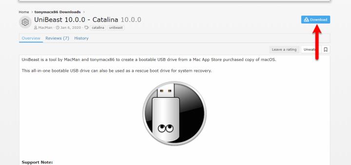 Download Unibeast