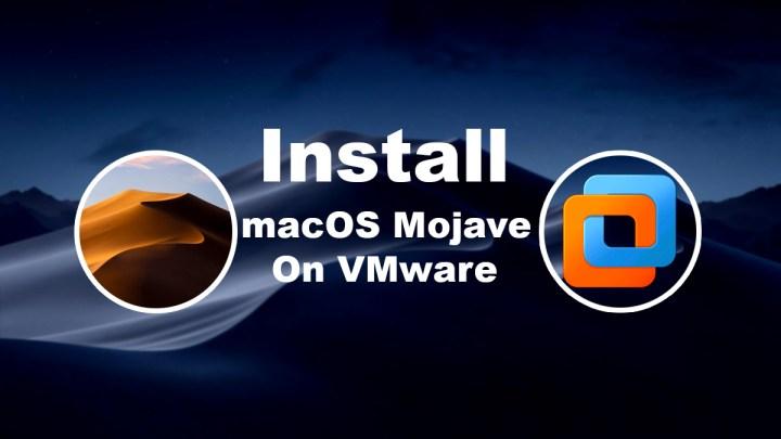 vmware macos