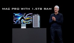 Mac Pro with 1.5TB RAM can launch 6,000 Google Chrome Tabs