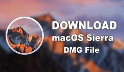Download macOS Sierra DMG File Direct Links