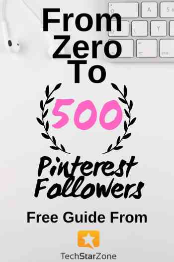 guide to 500 Pinterest followers social media strategy