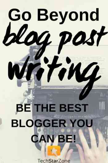 blog post writing for bloggers best