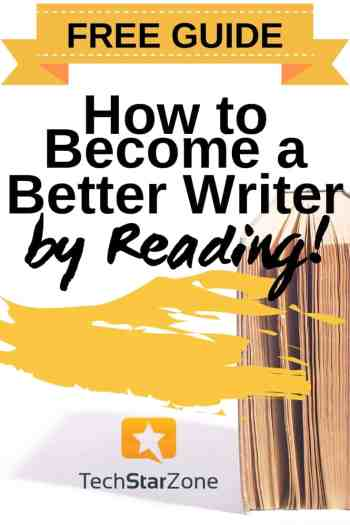 how to become a better writer by reading amazon kindle