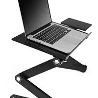 Executive Office Solutions Portable Adjustable Aluminum Laptop Stand