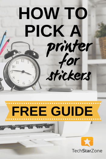 best printers for stickers guide