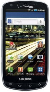 Samsung Droid Charge Features and Specifications