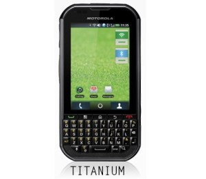 MOTOROLA TITANIUM FEATURES