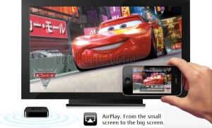 Apple iPhone 4S AirPlay