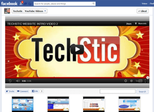 Cueler Youtube Facebook Tab