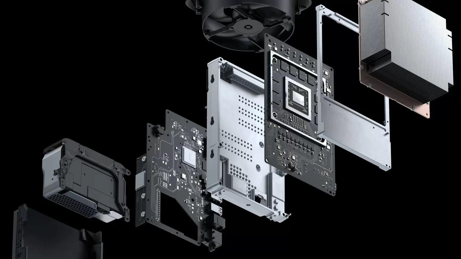 Xbox Series X Method In Its Modular Design Techstomper