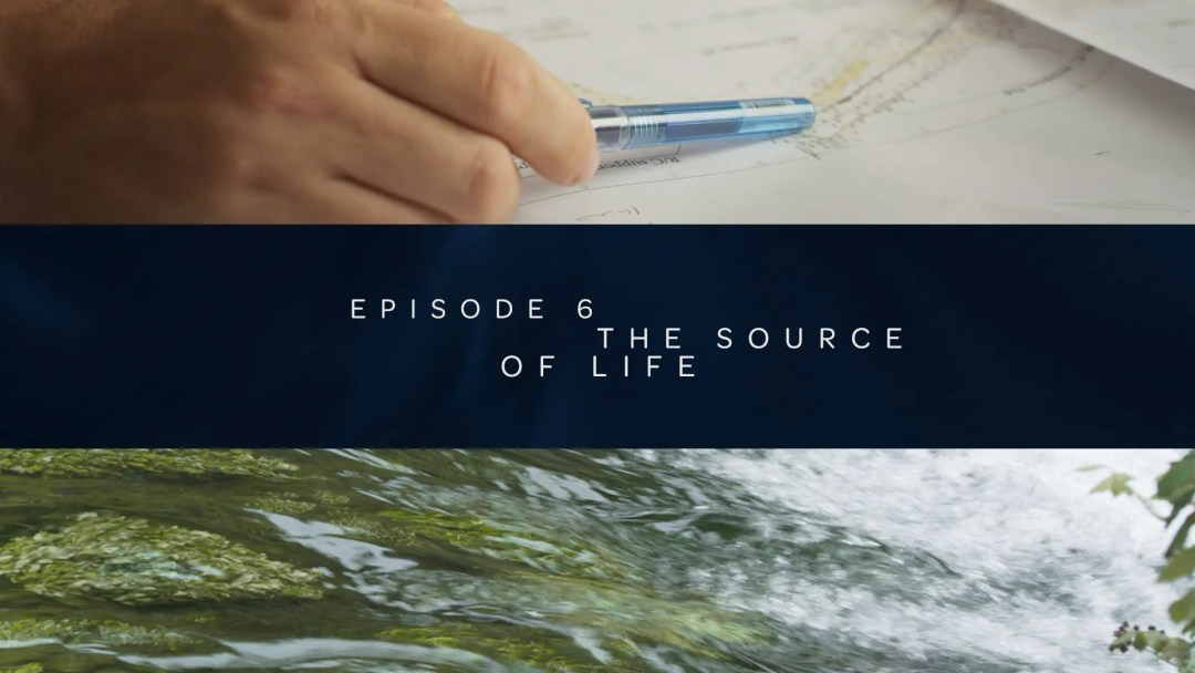 Tech Stories – Ep06 – The source of life