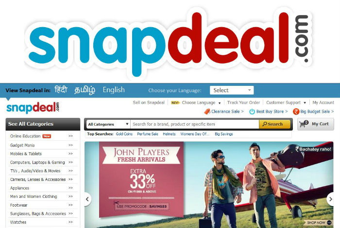 snapdeal-funding