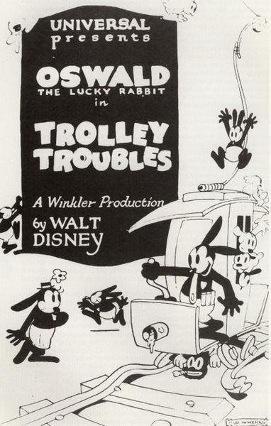 Oswald cartoon