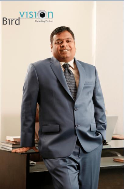 Ansuman Dani, CEO, Birdvision