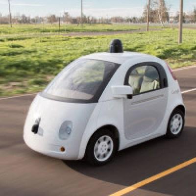 Final version of Google's self driving car