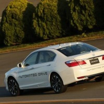 Honda Sense: Self Driving Prototype by Honda