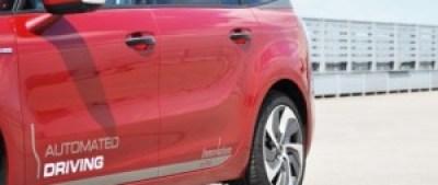 Almost autonomous Peugeot Citroen