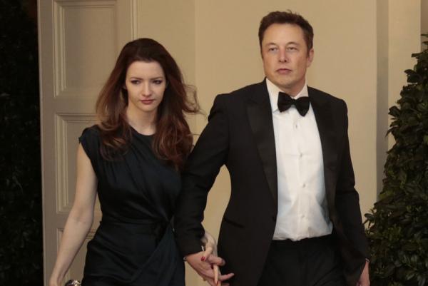 Elon Musk And Talulah