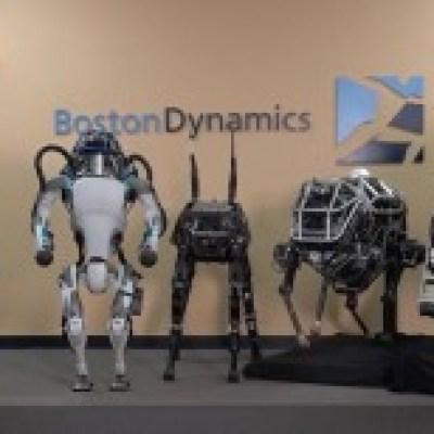 Atlas by Boston Dynamics