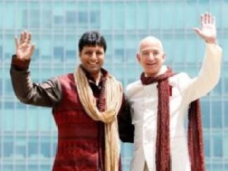 Amit Agarwal (L) Pic- economictimes.indiatimes.com