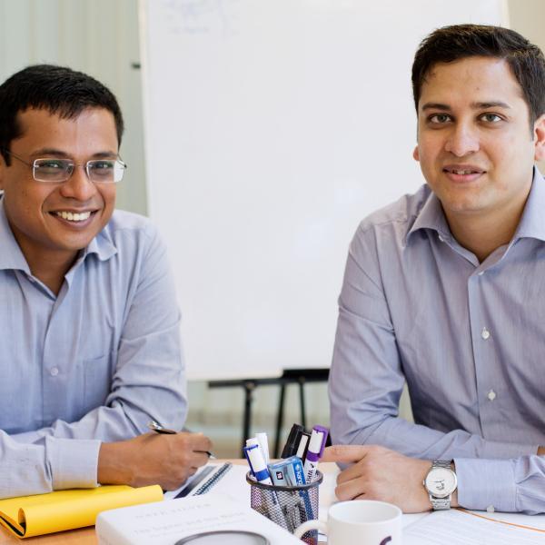 Time 100 technopreneurs flipkart