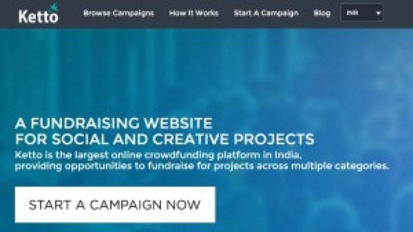 crowdfunding websites india ketto