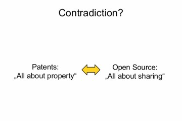 Open Source Patents