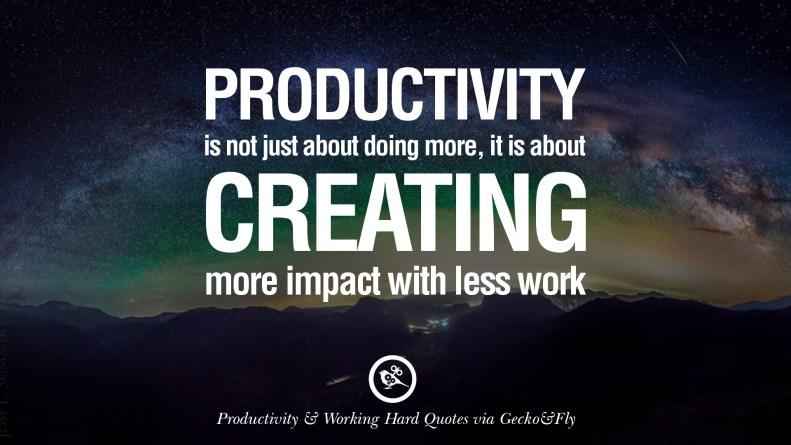 productivity 6