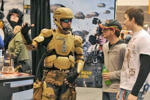tech this week exoskeleton