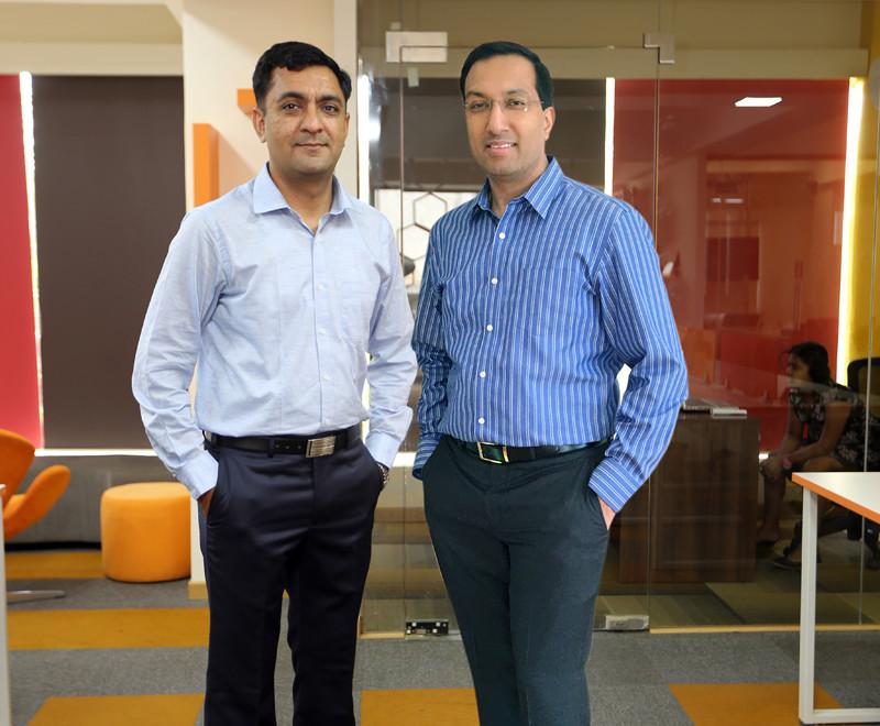time to swipe Akshat & Anuj