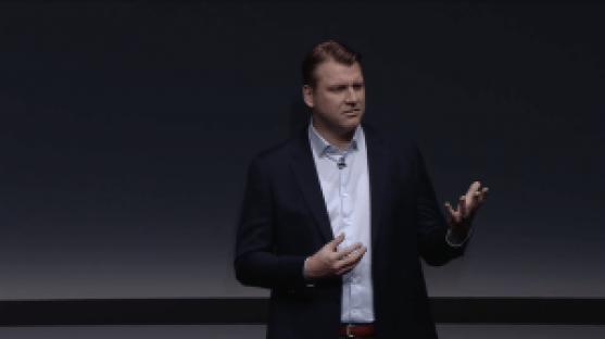 Justin Denison VP Marketing, Samsung | Image- galaxystore.ru